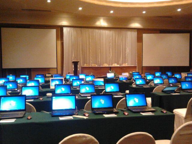 Event sewa laptop dan Komputer Balik papan